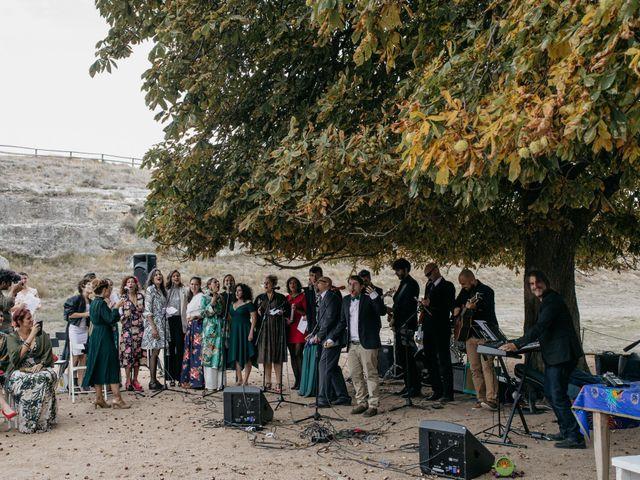 La boda de Iciar y Carlos en Madrona, Lleida 14