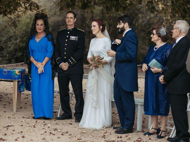 La boda de Iciar y Carlos en Madrona, Lleida 15
