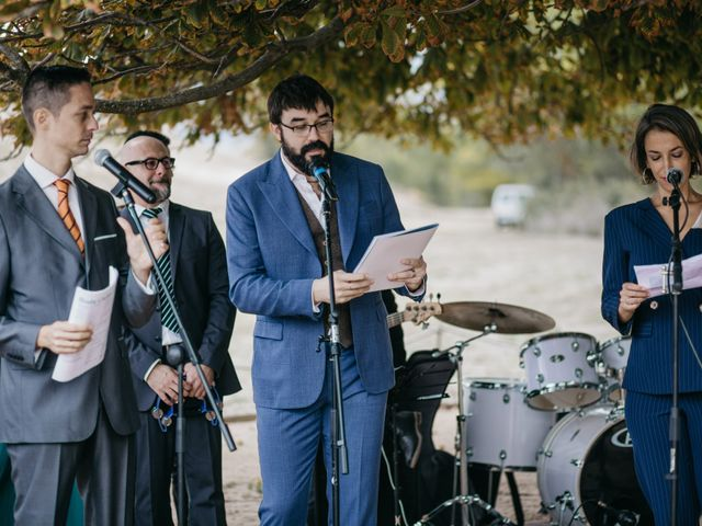 La boda de Iciar y Carlos en Madrona, Lleida 16