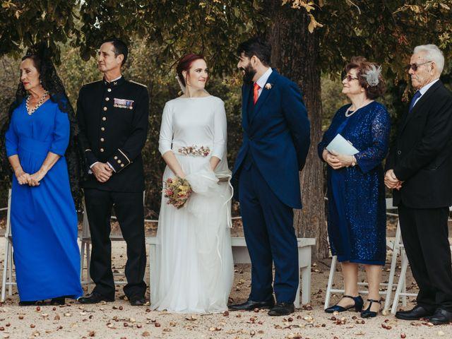La boda de Iciar y Carlos en Madrona, Lleida 17
