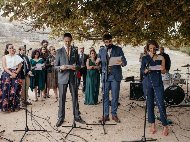 La boda de Iciar y Carlos en Madrona, Lleida 18