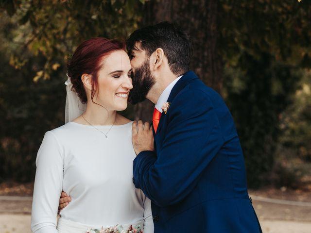 La boda de Iciar y Carlos en Madrona, Lleida 20
