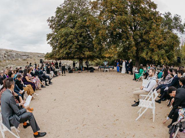 La boda de Iciar y Carlos en Madrona, Lleida 22