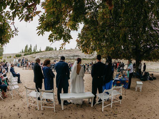 La boda de Iciar y Carlos en Madrona, Lleida 23