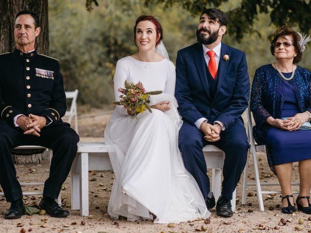 La boda de Iciar y Carlos en Madrona, Lleida 24