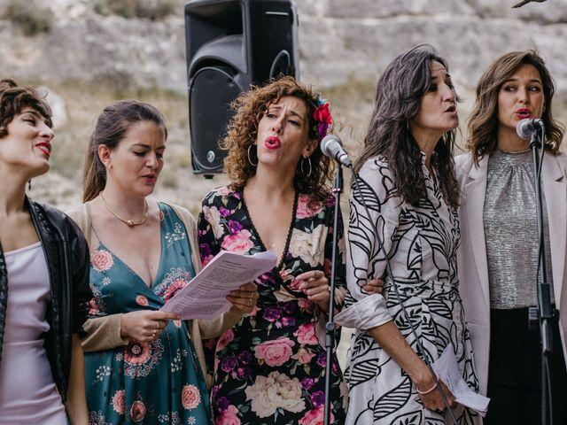 La boda de Iciar y Carlos en Madrona, Lleida 27