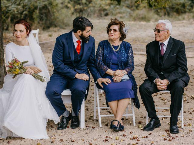 La boda de Iciar y Carlos en Madrona, Lleida 29