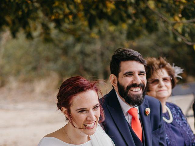 La boda de Iciar y Carlos en Madrona, Lleida 31