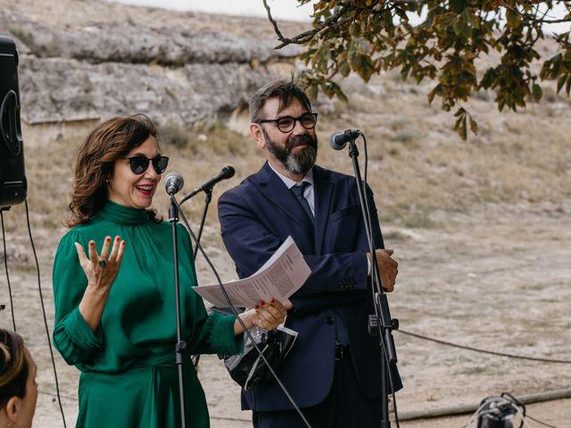 La boda de Iciar y Carlos en Madrona, Lleida 33