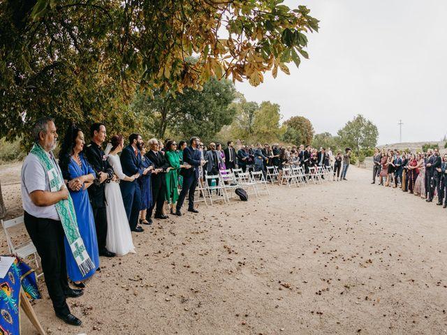 La boda de Iciar y Carlos en Madrona, Lleida 36