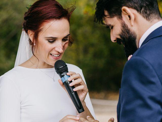 La boda de Iciar y Carlos en Madrona, Lleida 40