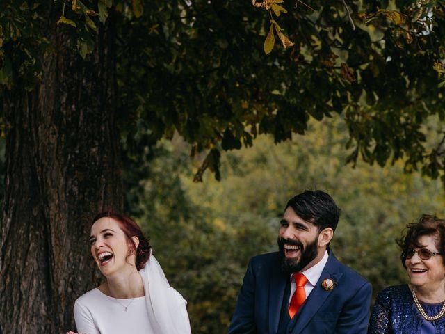 La boda de Iciar y Carlos en Madrona, Lleida 32