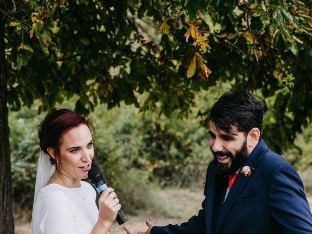 La boda de Iciar y Carlos en Madrona, Lleida 37