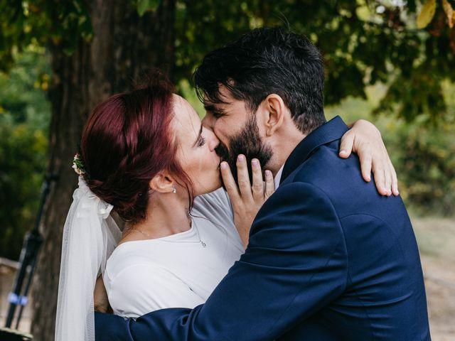 La boda de Iciar y Carlos en Madrona, Lleida 38