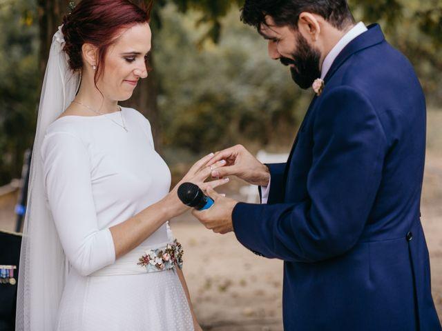 La boda de Iciar y Carlos en Madrona, Lleida 39