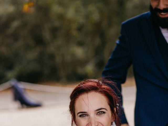 La boda de Iciar y Carlos en Madrona, Lleida 41