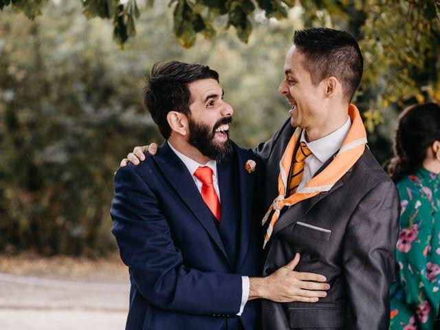 La boda de Iciar y Carlos en Madrona, Lleida 44