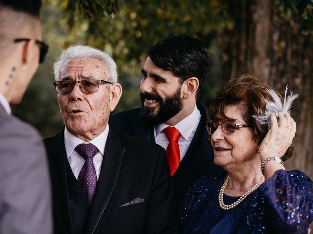 La boda de Iciar y Carlos en Madrona, Lleida 45