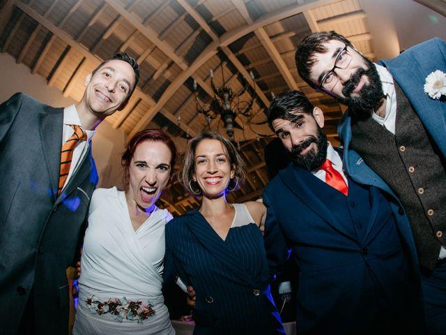 La boda de Iciar y Carlos en Madrona, Lleida 70