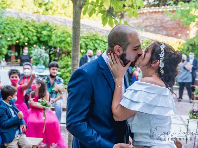 La boda de Jaume y Alba en Vilanova Del Valles, Barcelona 9