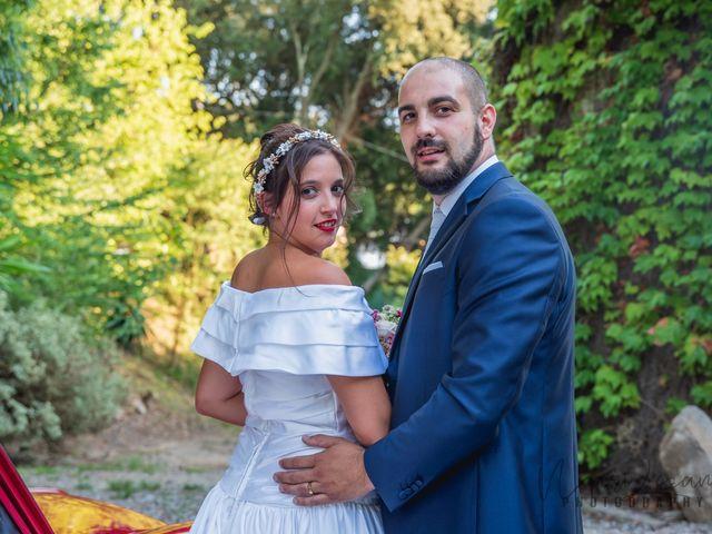 La boda de Jaume y Alba en Vilanova Del Valles, Barcelona 11