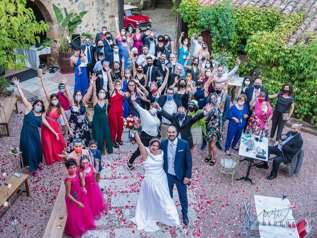 La boda de Jaume y Alba en Vilanova Del Valles, Barcelona 13