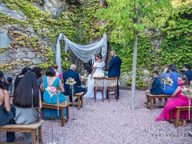 La boda de Jaume y Alba en Vilanova Del Valles, Barcelona 14