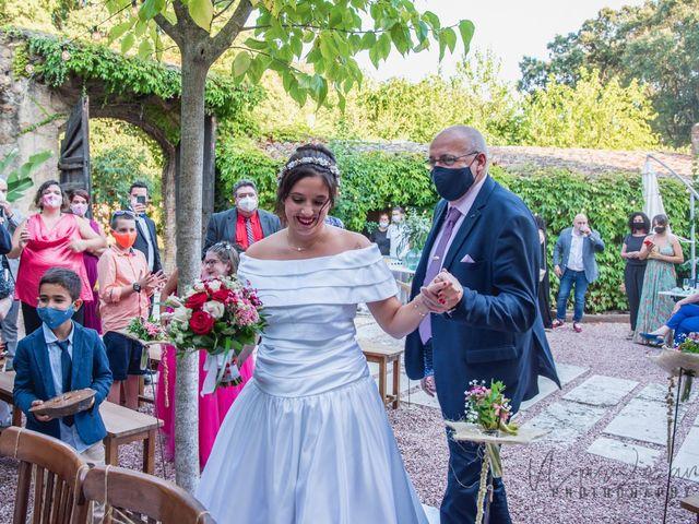 La boda de Jaume y Alba en Vilanova Del Valles, Barcelona 15