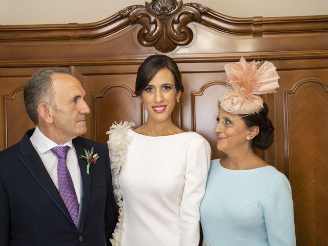 La boda de Eduardo y Patricia en Antequera, Málaga 34