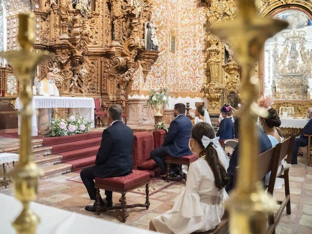 La boda de Eduardo y Patricia en Antequera, Málaga 38