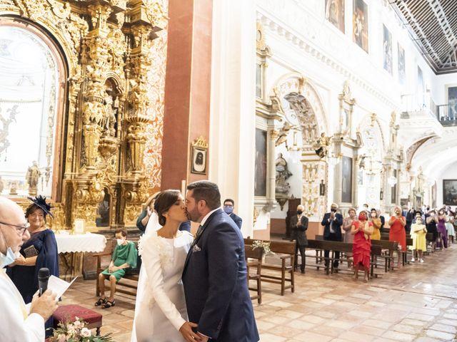La boda de Eduardo y Patricia en Antequera, Málaga 41