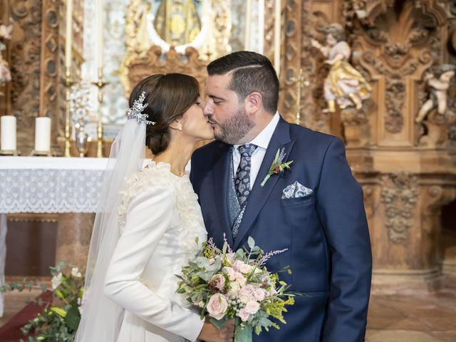 La boda de Eduardo y Patricia en Antequera, Málaga 44