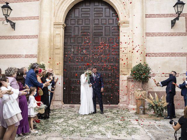 La boda de Eduardo y Patricia en Antequera, Málaga 45