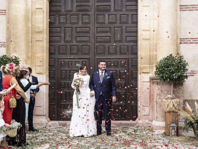 La boda de Eduardo y Patricia en Antequera, Málaga 46