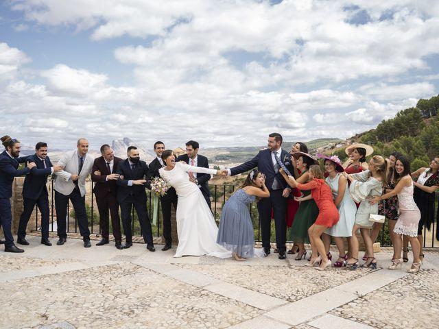 La boda de Eduardo y Patricia en Antequera, Málaga 49