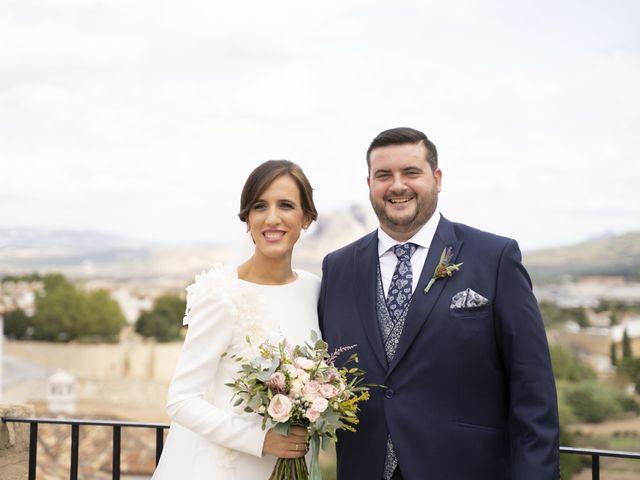 La boda de Eduardo y Patricia en Antequera, Málaga 50