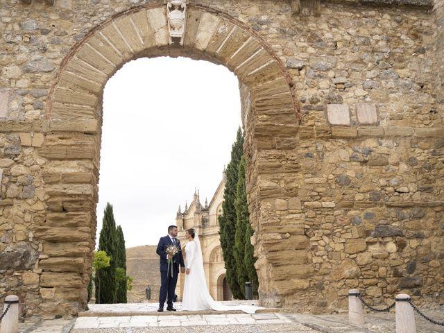 La boda de Eduardo y Patricia en Antequera, Málaga 51