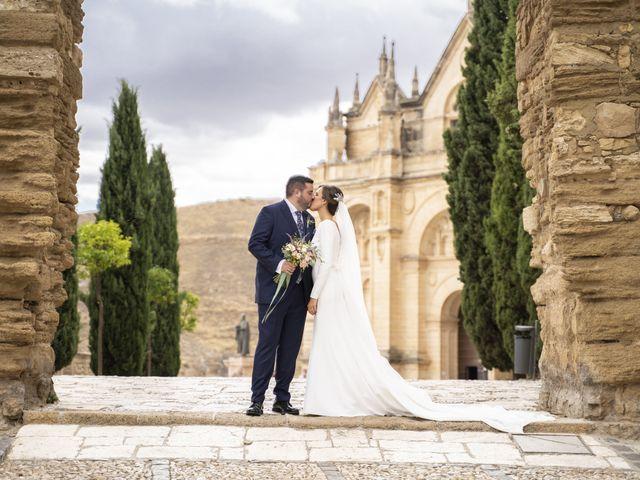 La boda de Eduardo y Patricia en Antequera, Málaga 52