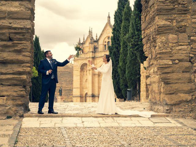 La boda de Eduardo y Patricia en Antequera, Málaga 53