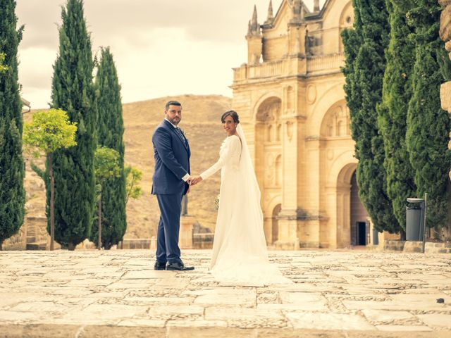 La boda de Eduardo y Patricia en Antequera, Málaga 54