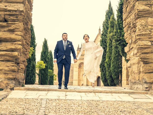La boda de Eduardo y Patricia en Antequera, Málaga 55