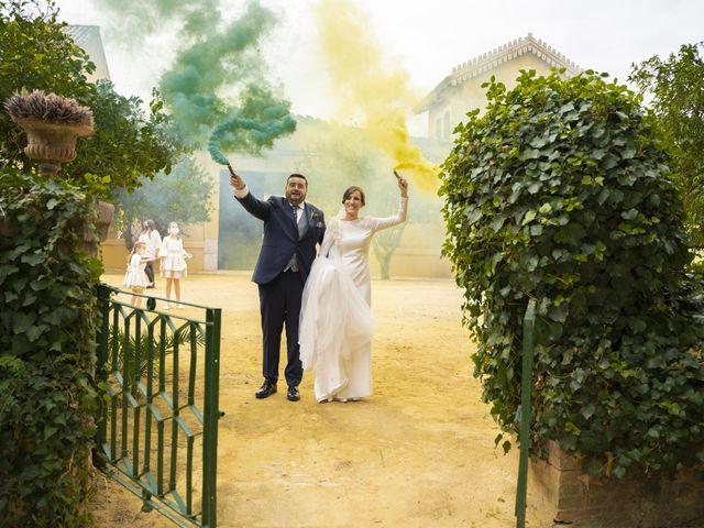La boda de Eduardo y Patricia en Antequera, Málaga 60