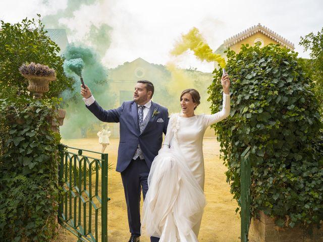 La boda de Eduardo y Patricia en Antequera, Málaga 61