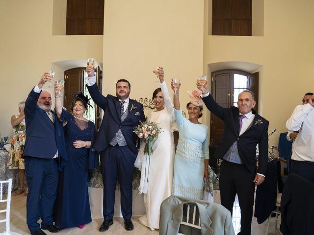 La boda de Eduardo y Patricia en Antequera, Málaga 65