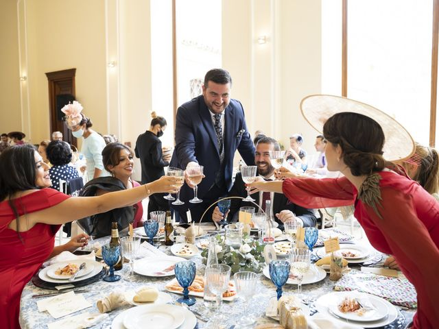 La boda de Eduardo y Patricia en Antequera, Málaga 68