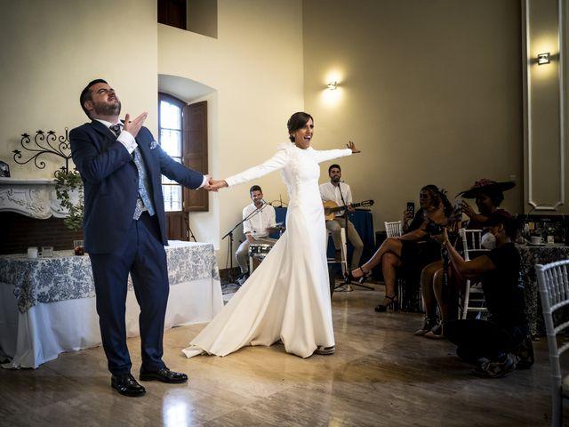 La boda de Eduardo y Patricia en Antequera, Málaga 77