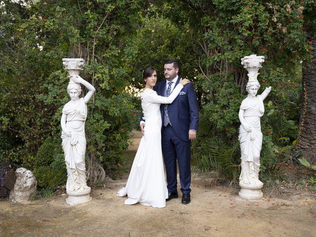 La boda de Eduardo y Patricia en Antequera, Málaga 78