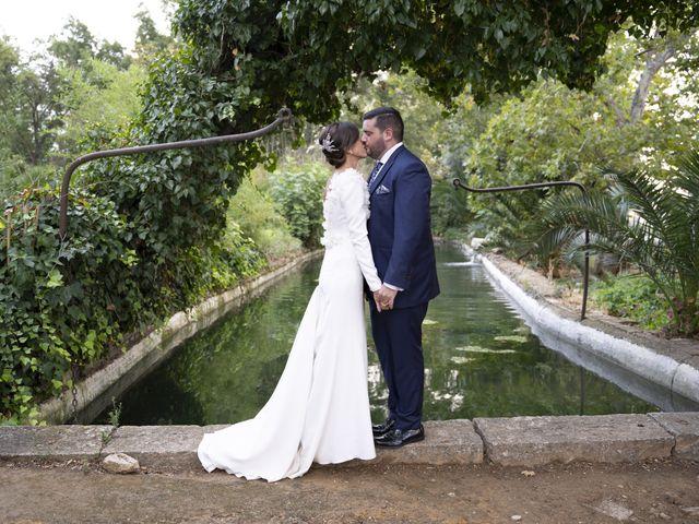 La boda de Eduardo y Patricia en Antequera, Málaga 79