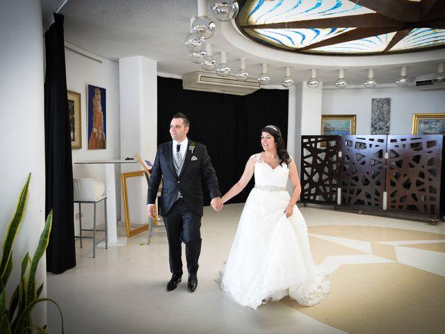 La boda de Luis y Maricarmen en Salou, Tarragona 1