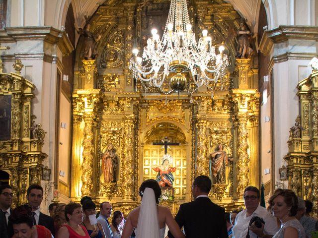 La boda de Santiago  y Veronica en Valladolid, Valladolid 19